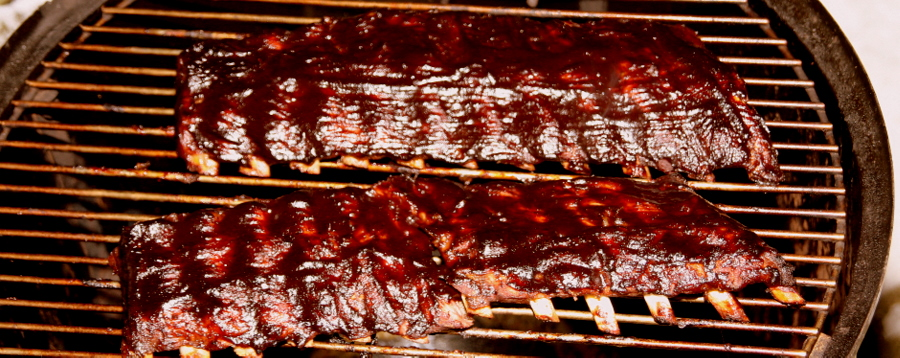 Blueberry ribs