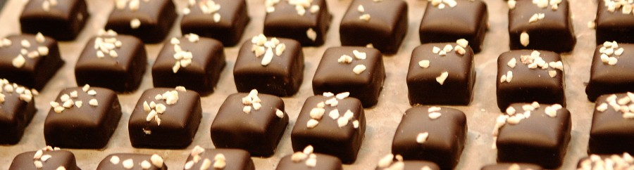 mere fyldt chokolade