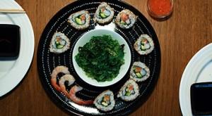 Sushi-night - Råt på den gode måde