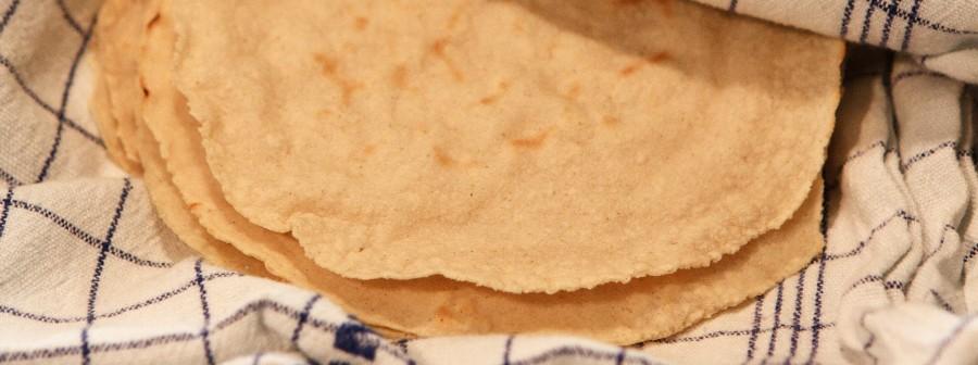 Tortilla de maize