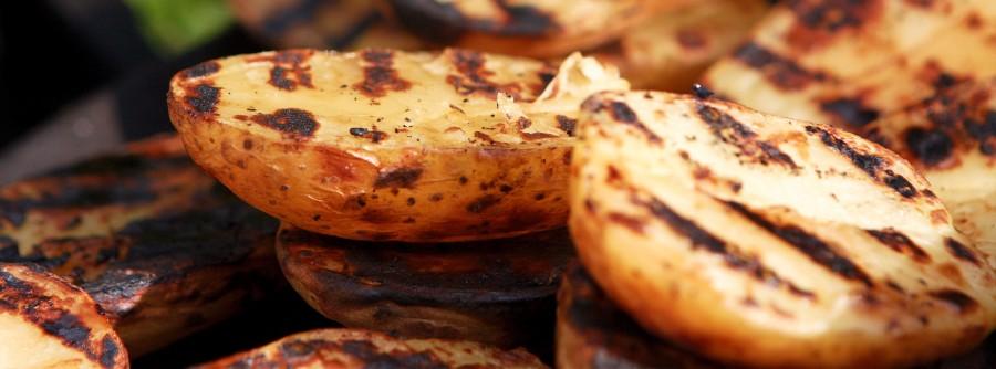Grill-kartofler lette og super lækre