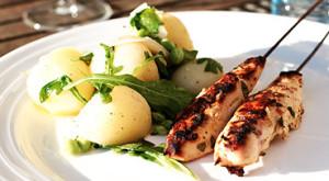 I citronens tegn - kylling og kartofler med citron