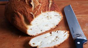 Verdens måske bedste brød - ret godt i hvert fald