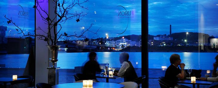 Restaurant Fusion i Aalborg - Copyright: billedemateriale venligst udlånt af http://bergholt.net/gastronomi/ + Kristian Brask Thomsen