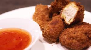 fantastiske kyllinge nuggets