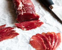 Lonzino - hjemmelavet lufttørret svinemørbrad