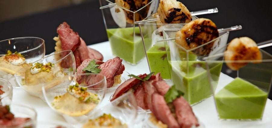 invitational dinner. Billede venligst udlånt af Grill Landsholdet © Claus Peuckert