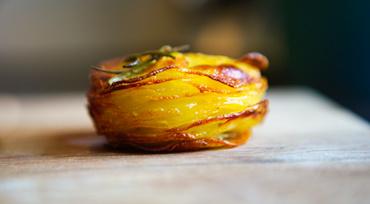 Mini Pommes Anna med en twist