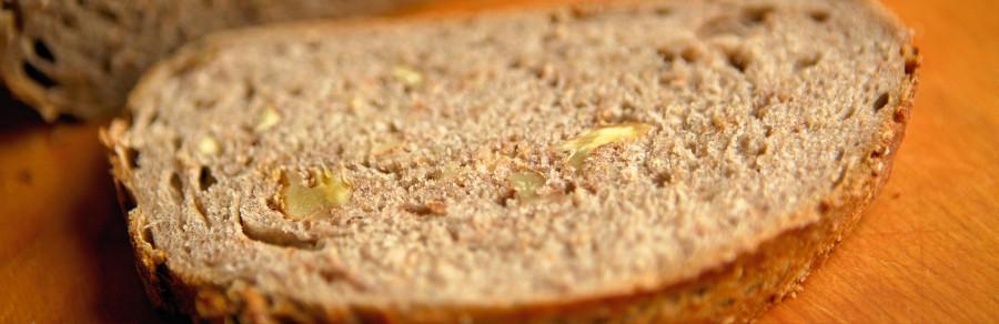 Valnøddebrød med mange fibre