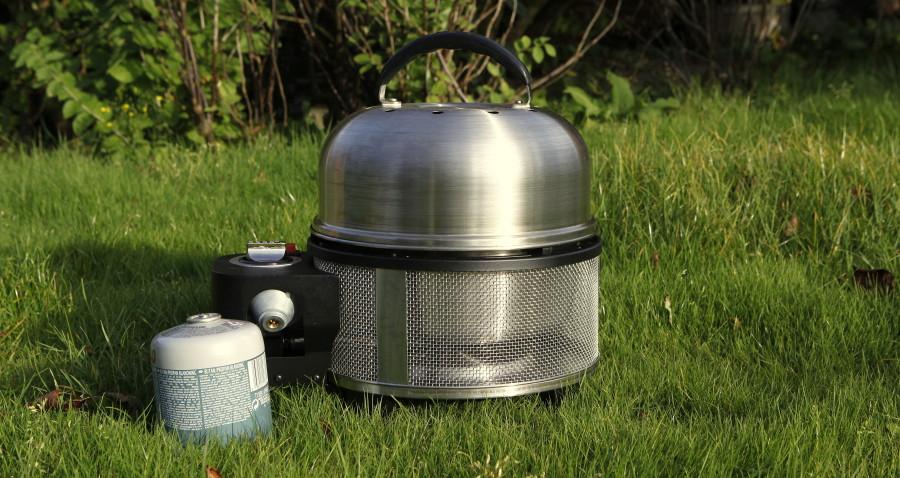 Cobb gas-grill klar til at indtage sommeren