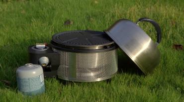 Brugt Lille Gasgrill : Gear grill test cobb tranportabel gasgrill grill kokkerier