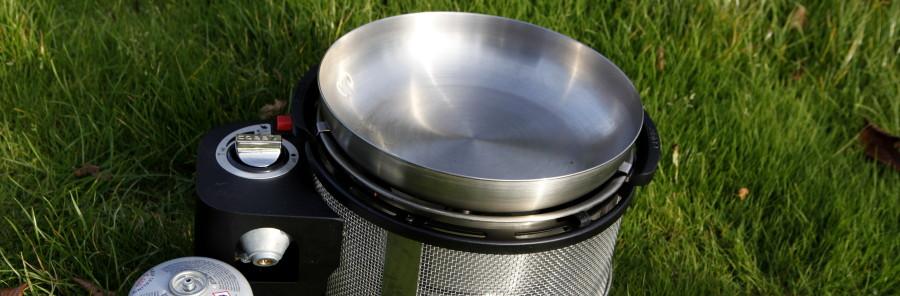 cobb grill gryde/pande