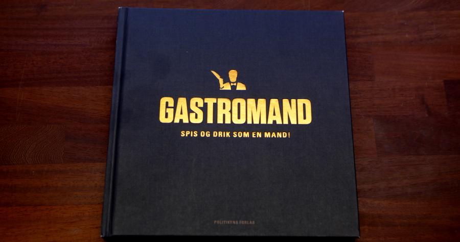 gastromand - lille bog fuld af punch