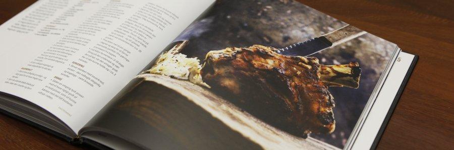 lækre billeder i gastromand bogen