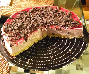 skøn lchf cheesecake