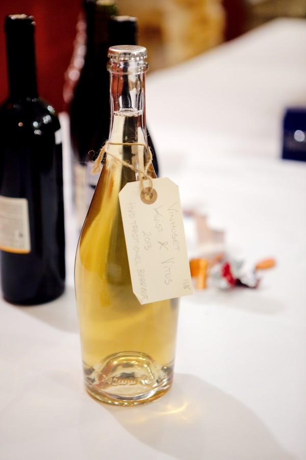 """Årets vinder i kategorien """"Bobler der ikke er fra Champagne"""""""