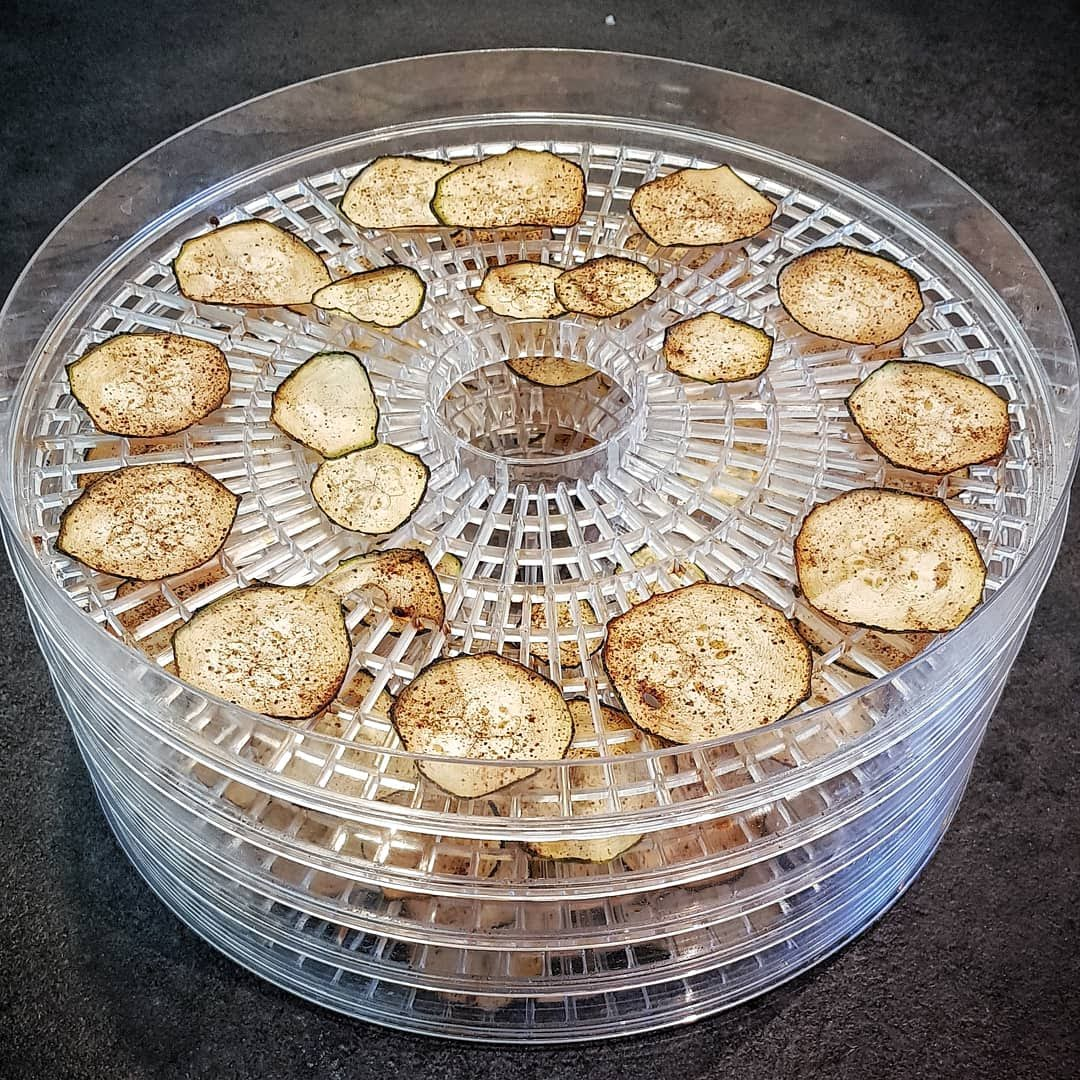 chips i dehydrator