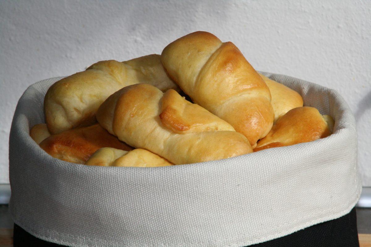 Pølsehorn kan sagtens serveres for gæster