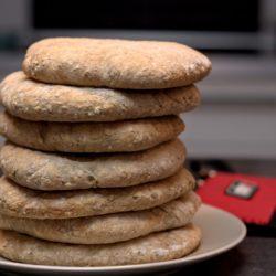 Pitabrød - lækre og lette at lave
